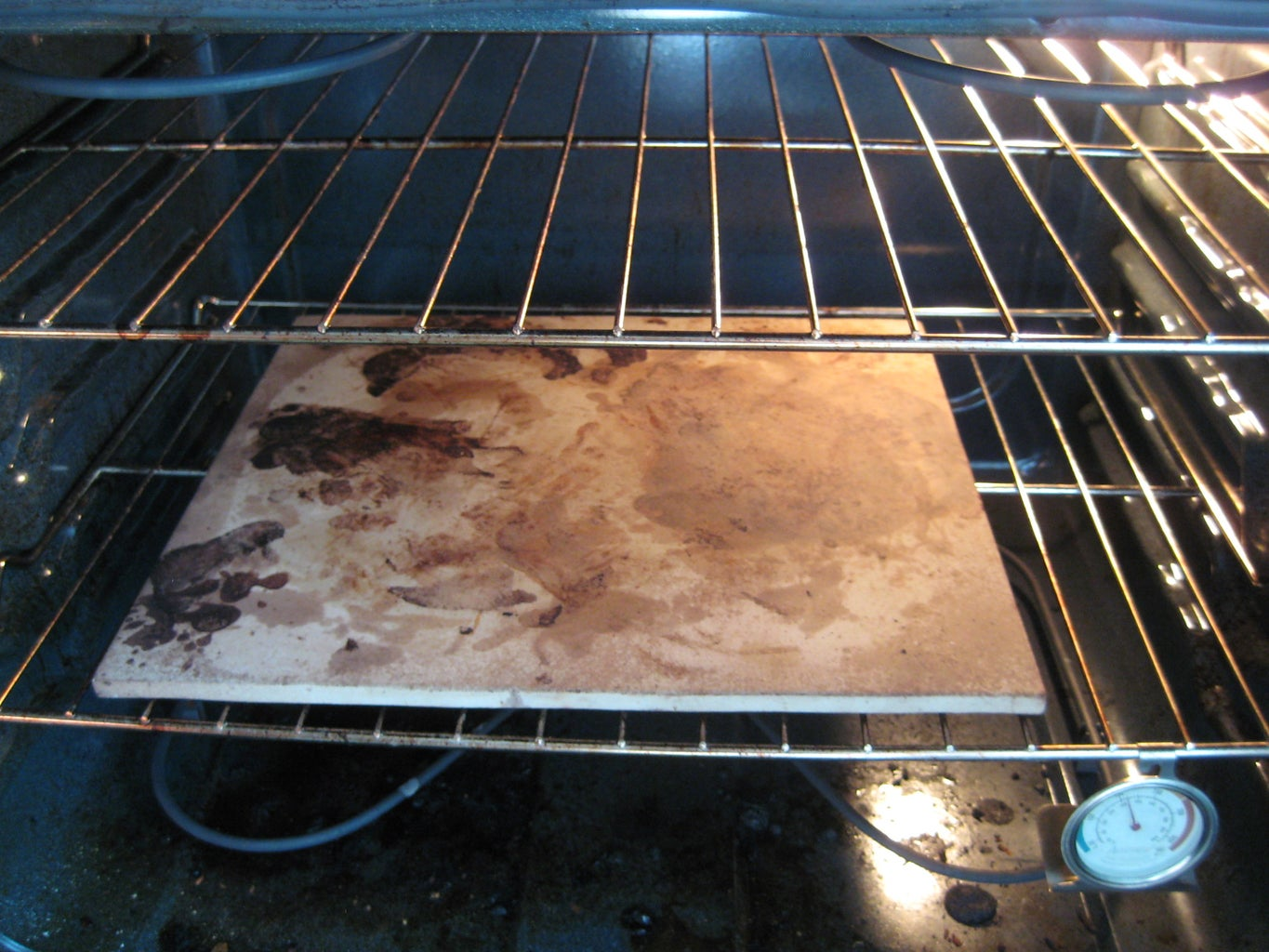 Topping and Baking Your Pizza