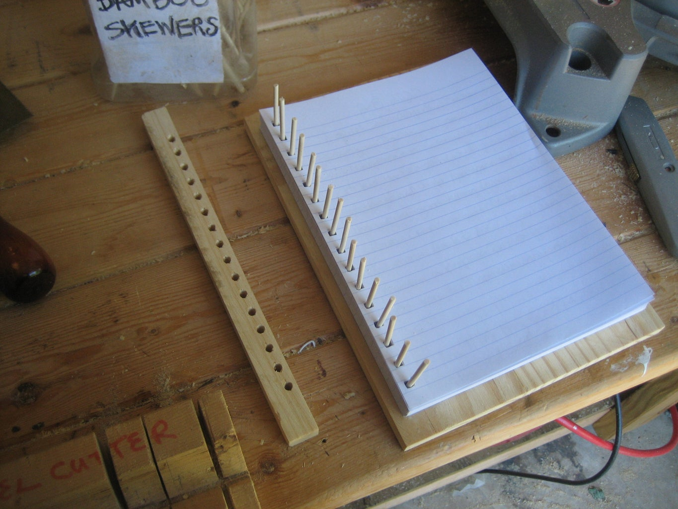 RECONSTRUCTING THE BOOK