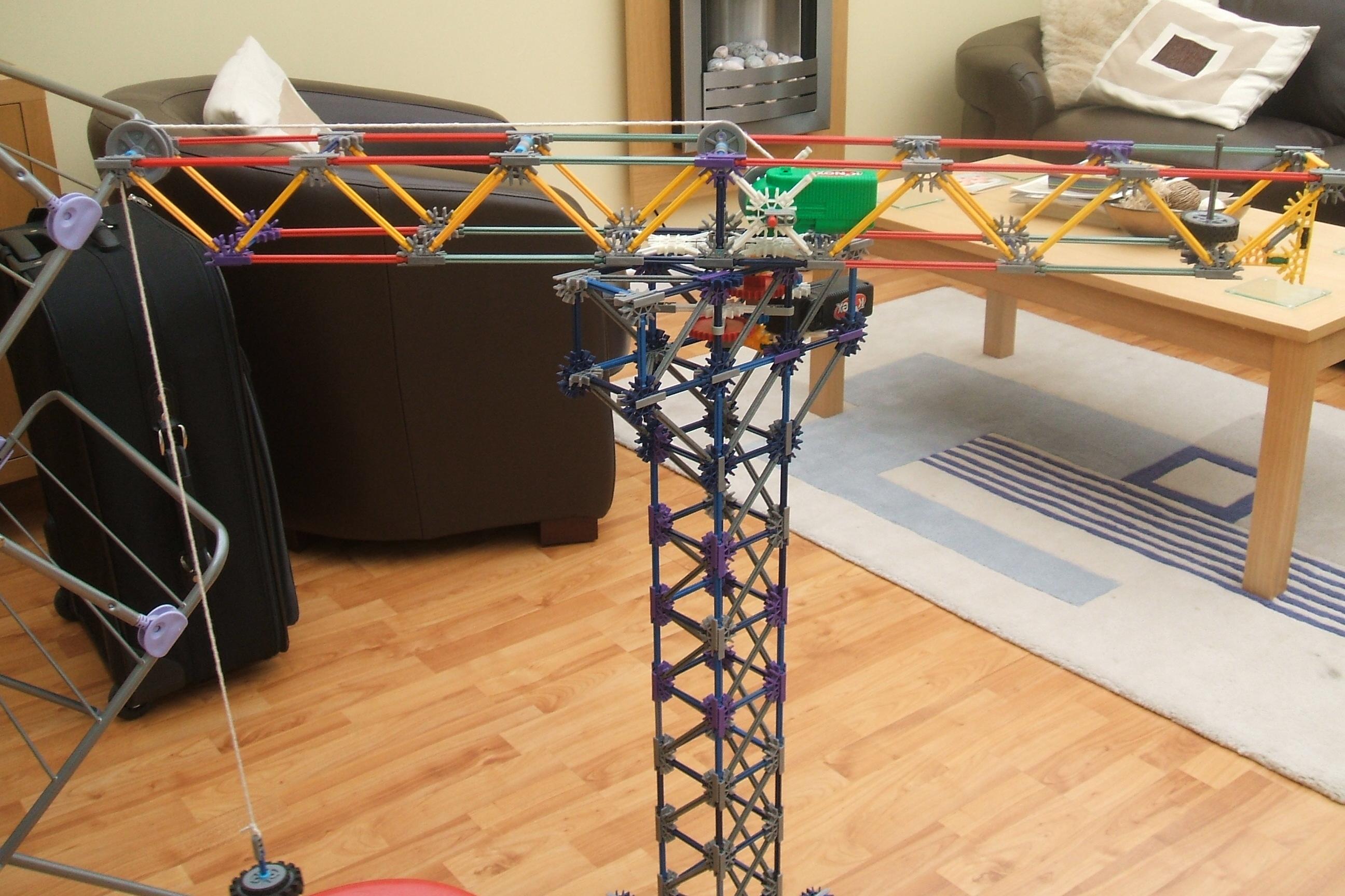 knex crane