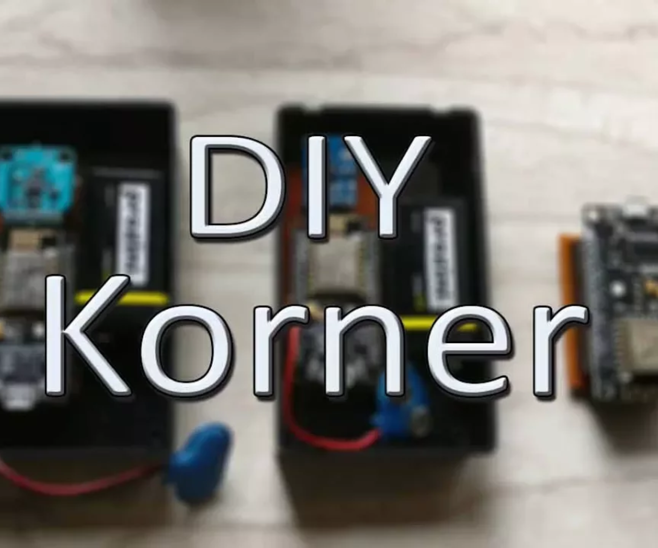 DIY Korner | Home Security Based Product