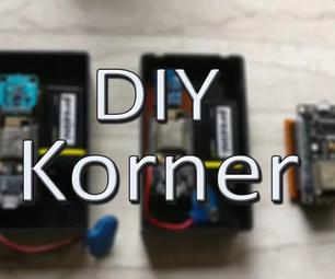 DIY Korner | Home Security Based Product