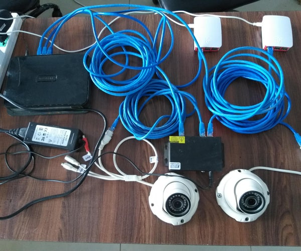 Face Recognition & Detection Using IP Camera - Face Biometric System - Raspberry Pi