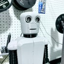 The Social Distancing Halloween Candy Robot
