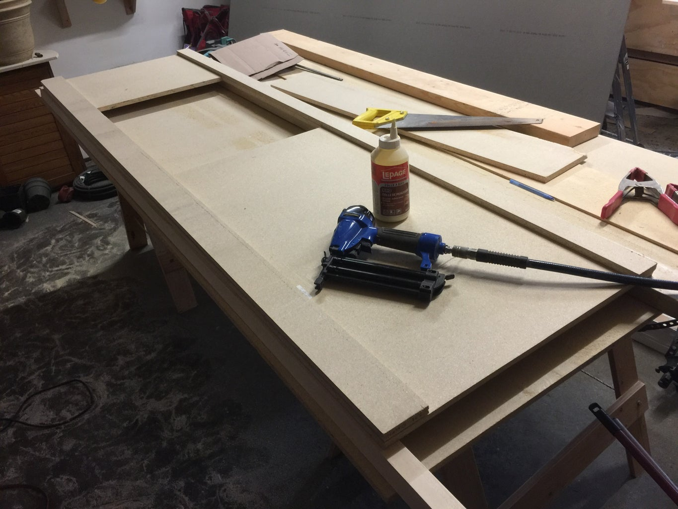 Build Out to 2 Layers