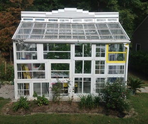 Let It Be, Hydroponic Greenhouse, for Lois Lee & Rachael Marie