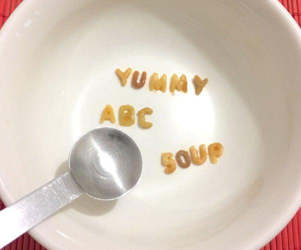 Yummy ABC Soup