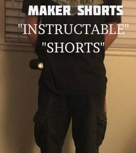 Maker Shorts