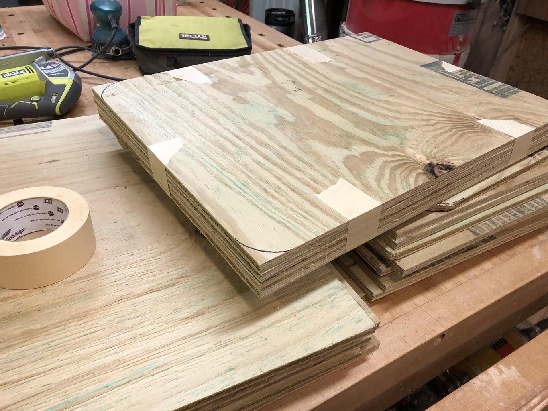 Preparing the Storywalk® Signs / Boards