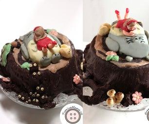 托托罗蛋糕
