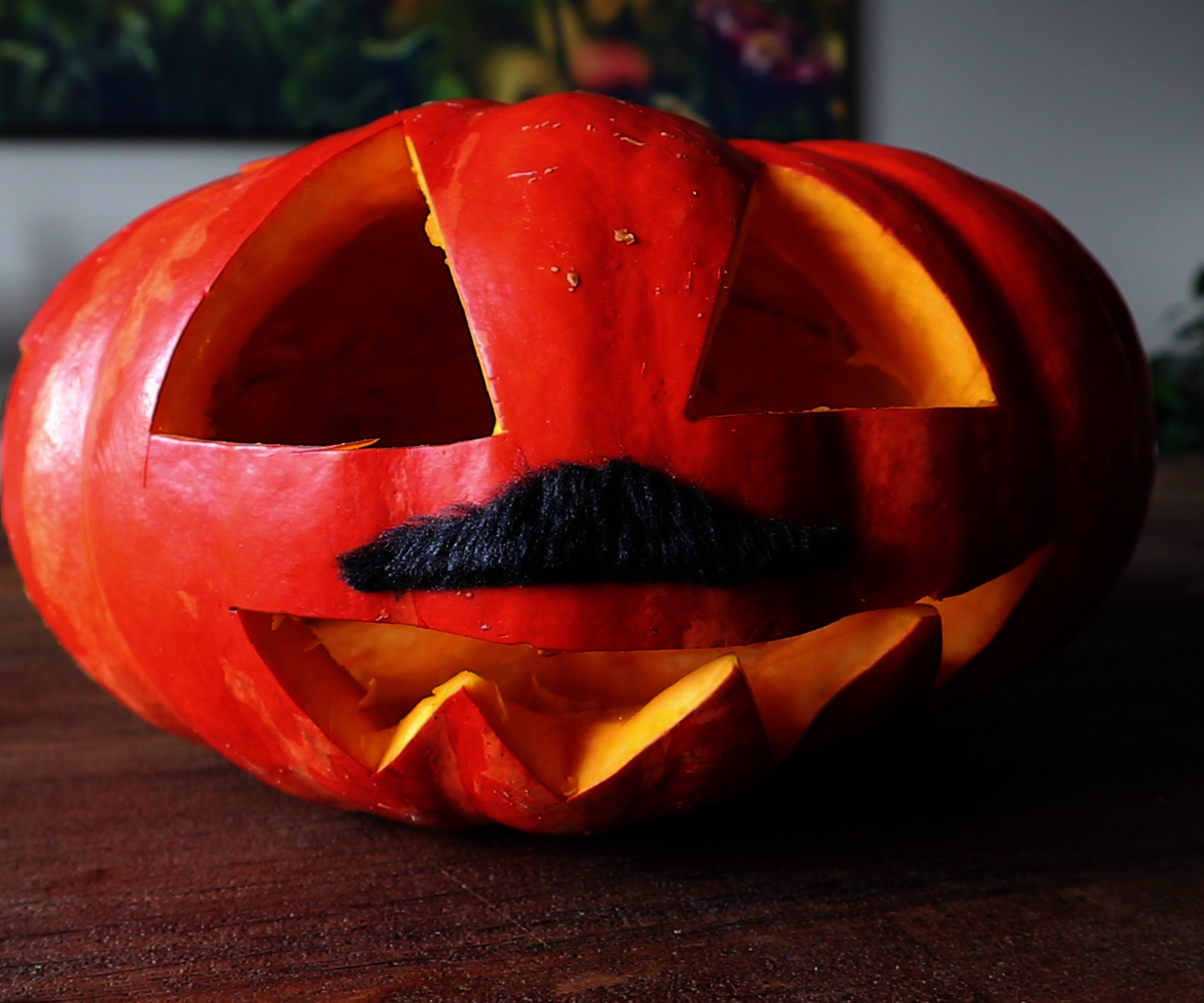 Jacques Pierre - the Internet Controlled Hacking Pumpkin