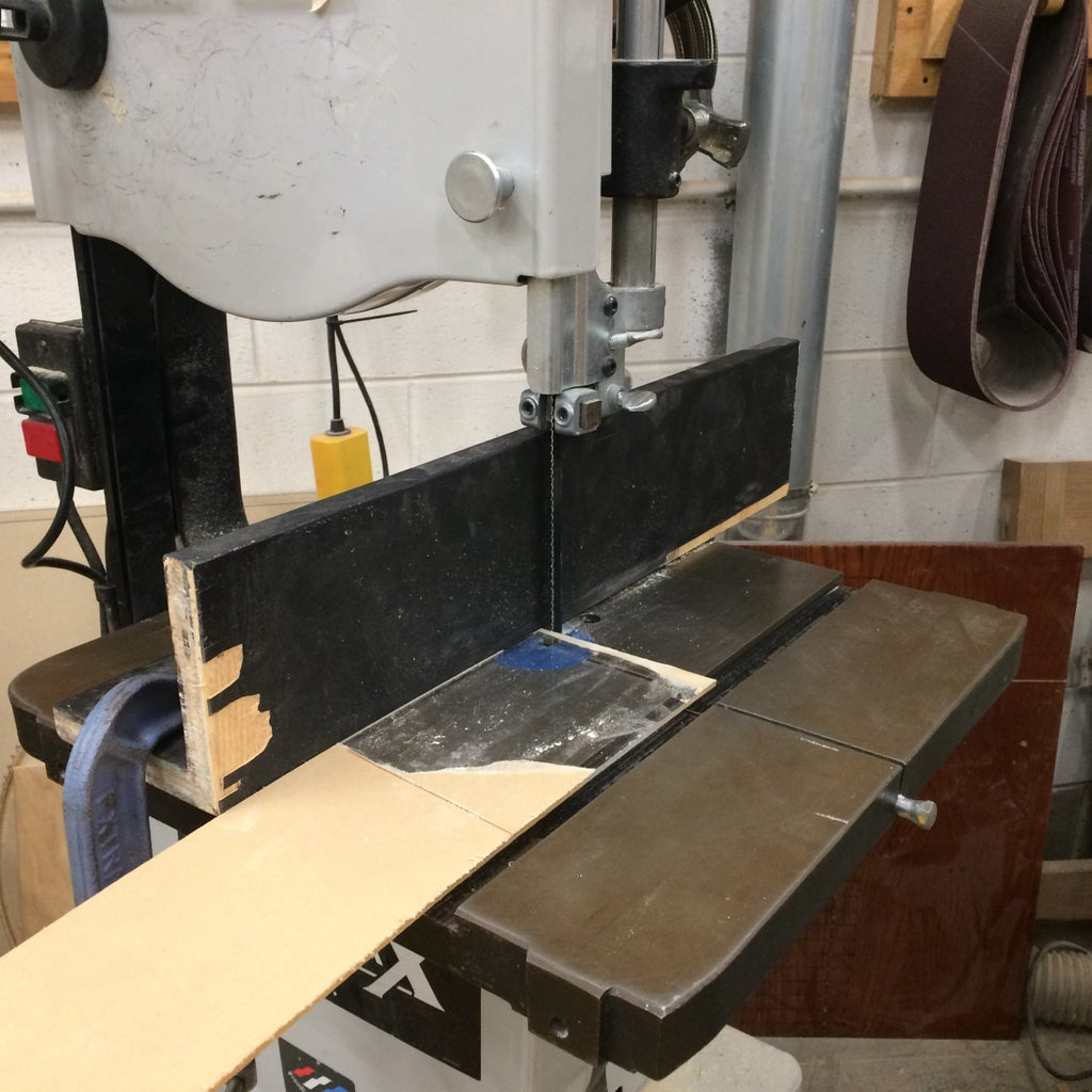 Cut Your Plywood and Plexiglass
