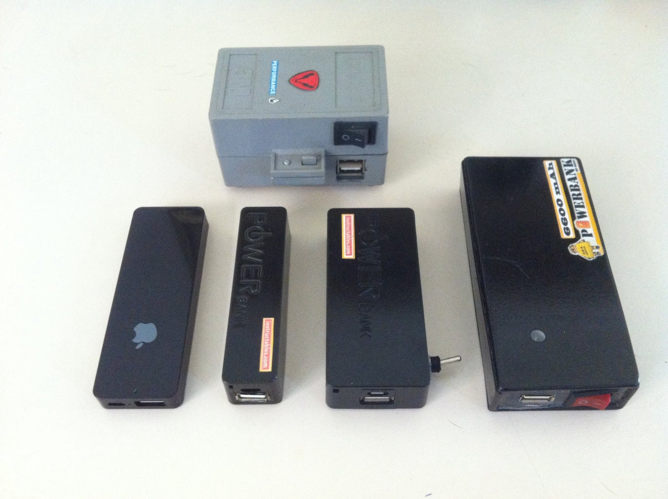 How It Works? What Type of Powerbank to Choose?