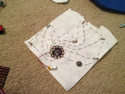 Sewing the Circuit