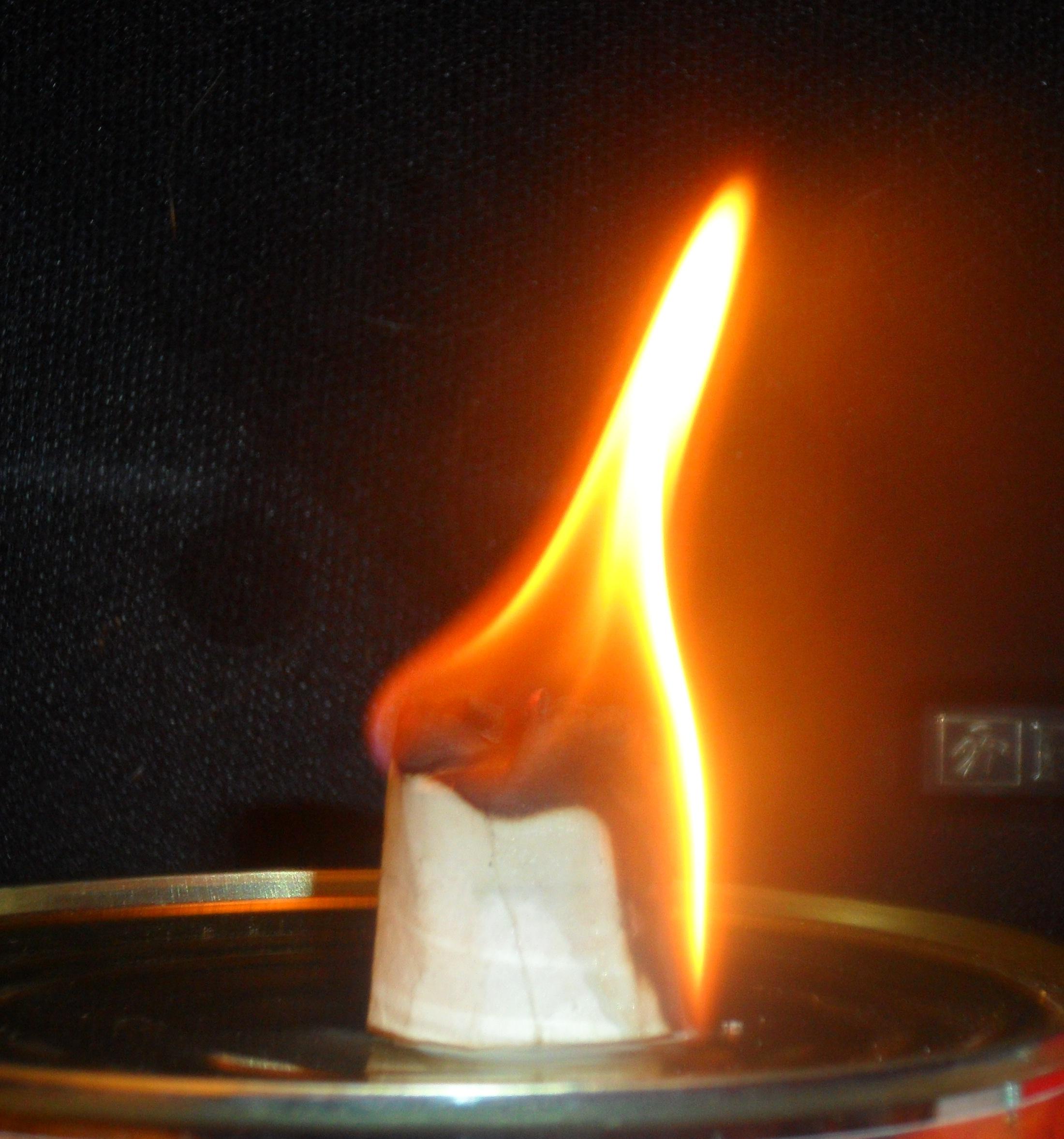 Improvised Emergency Handwarmer / Firestarter