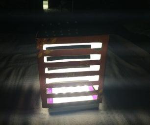 DIY CARDBOARD LIGHT