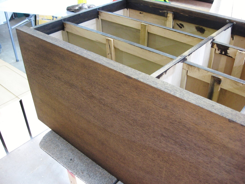 Stain Dresser