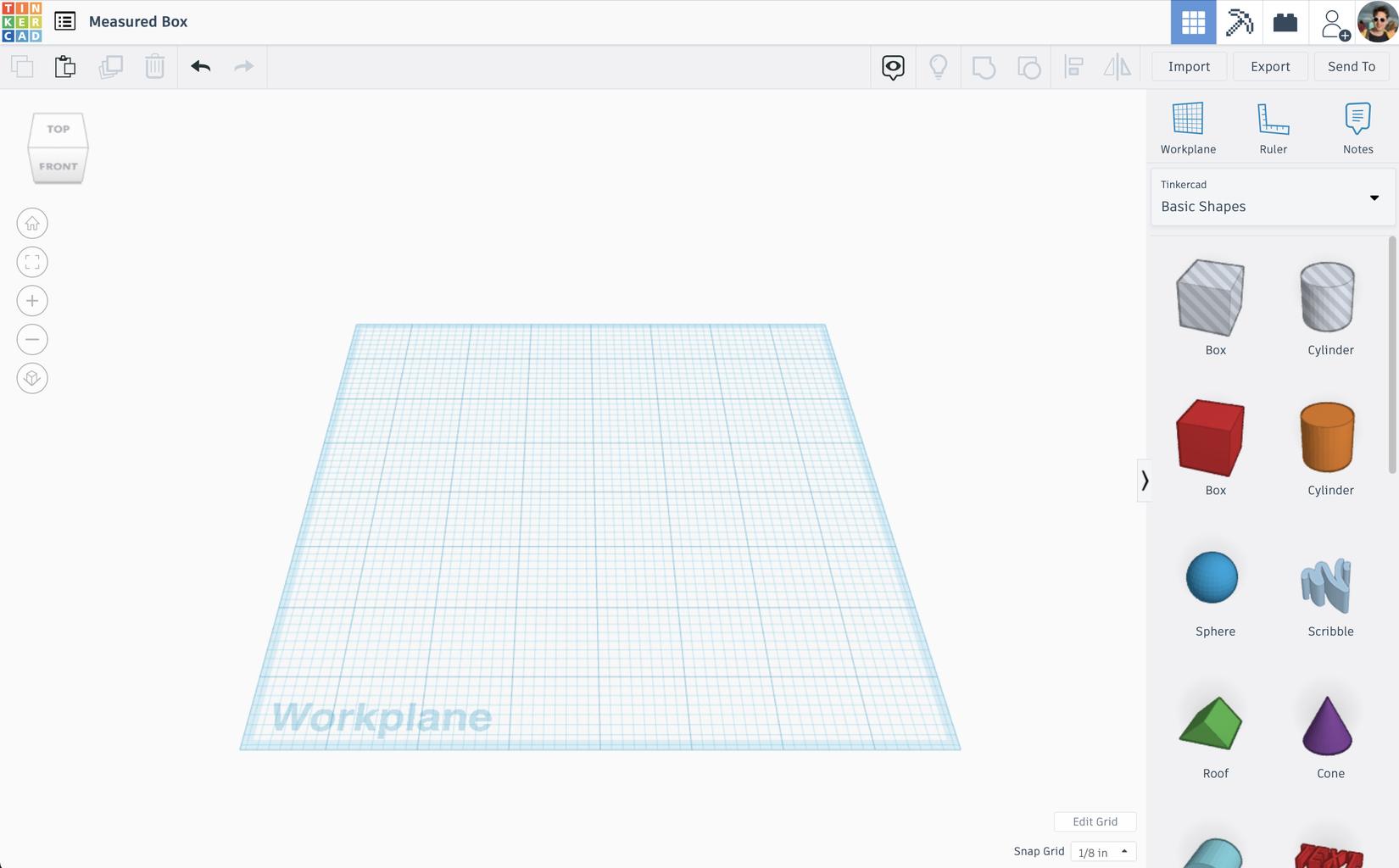 Translating to 3D Software