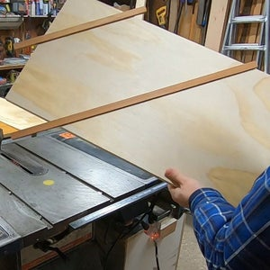 Use 3: Table Saw Runners