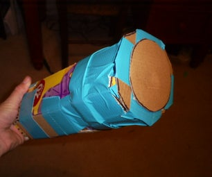 Duct Tape Arm Cannon