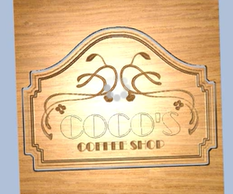 ArtCAM Express - Creating a Funky Coffee Shop Sign