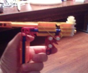 True Trigger Knex Gun