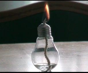 Incandescent Lamp Hack!