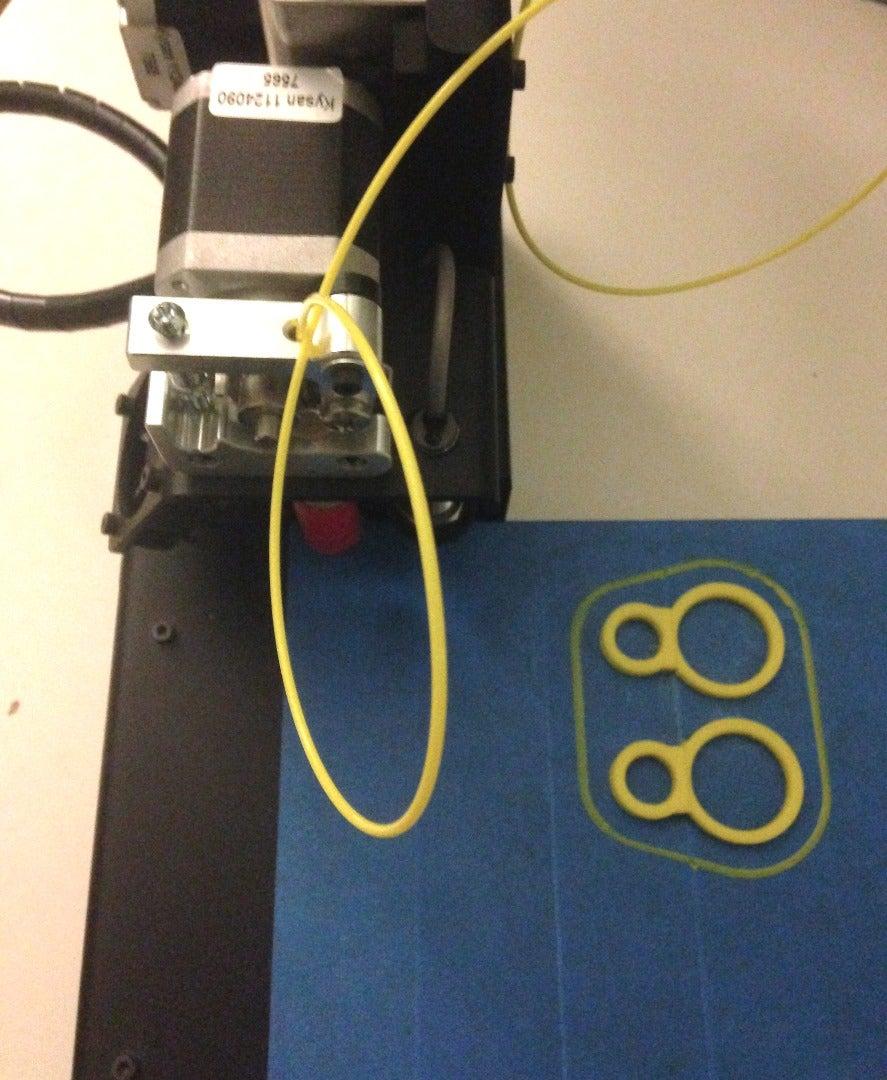 3D Print the 8 Hanger Hook