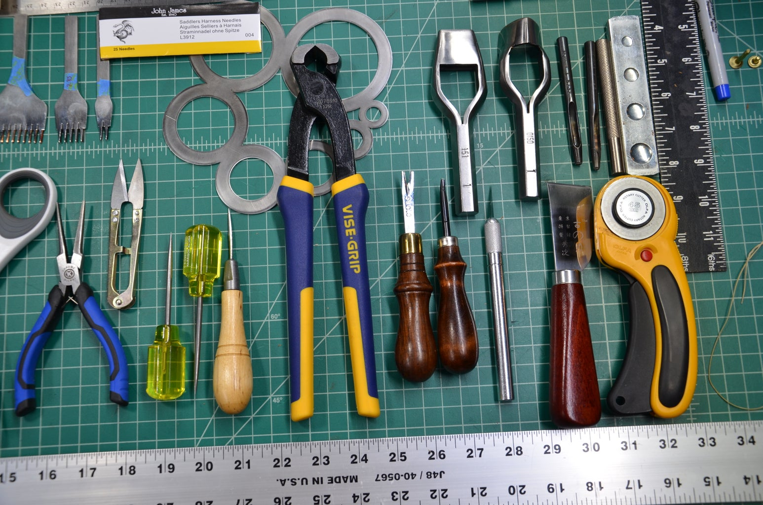 Step 1: Tools and Supplies