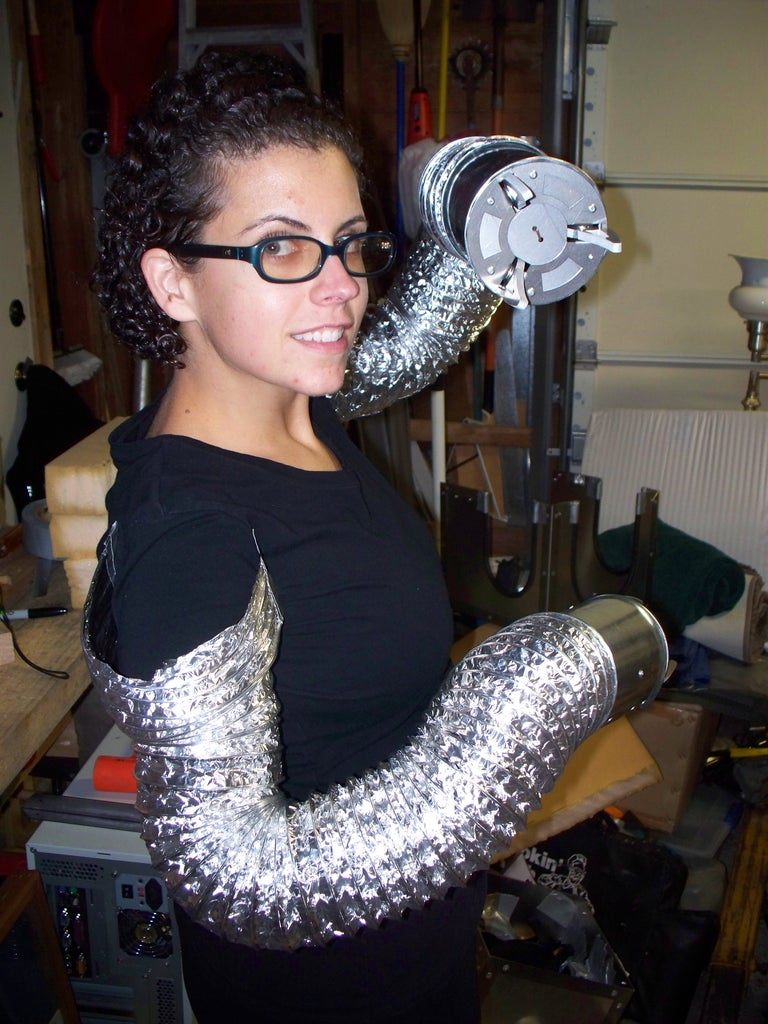 Building the Claw Hands