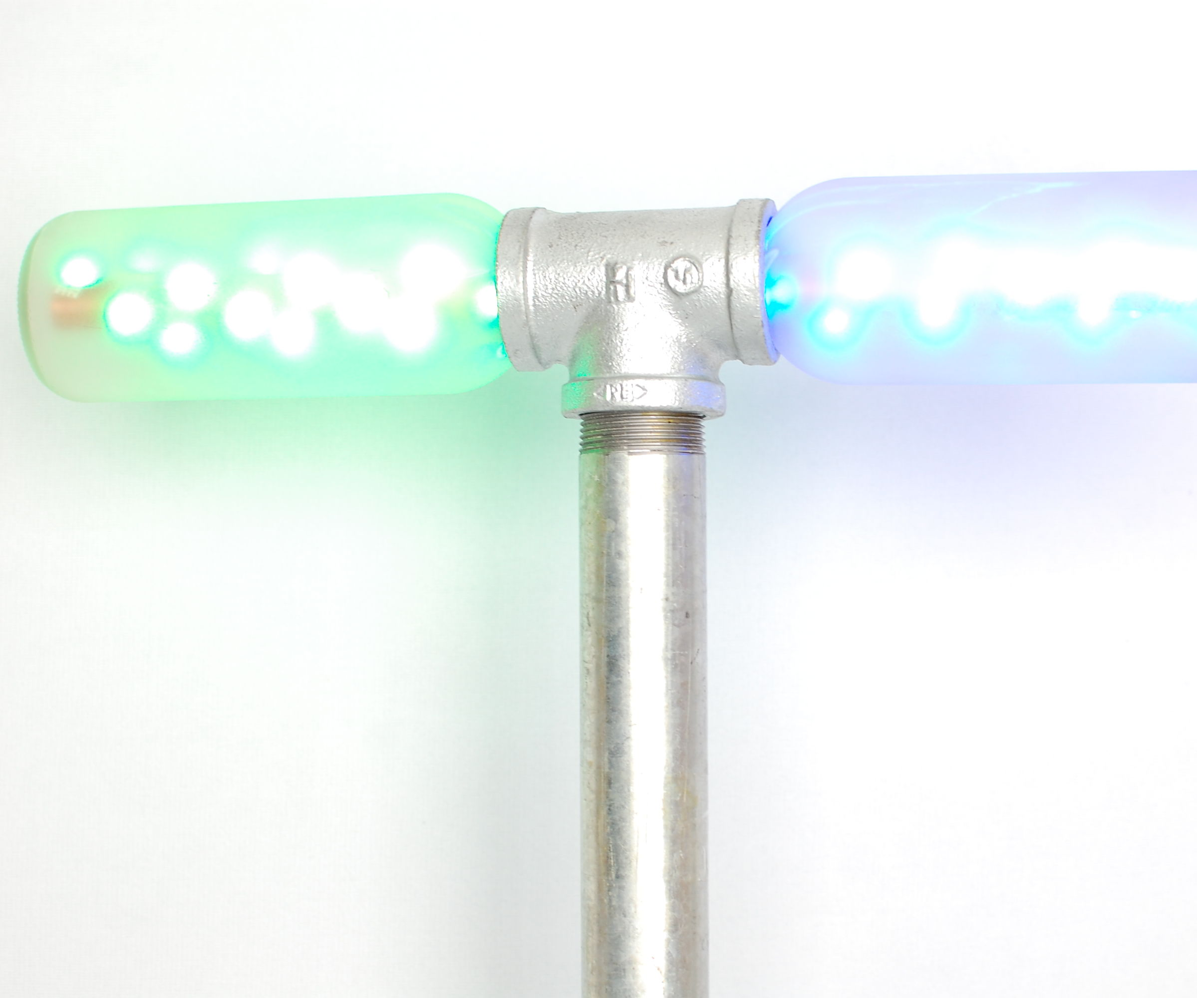 Programmable Pipe Lamp