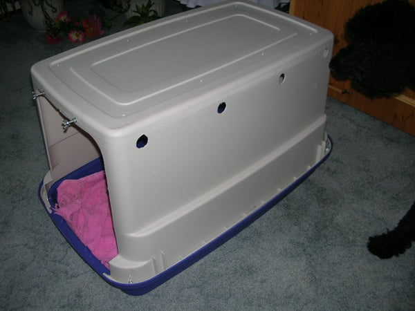 Kennel for $20