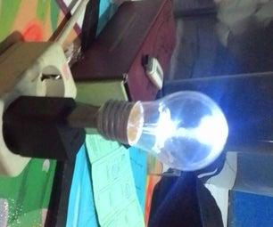 Make Light Sleep Using the Former and LED Bulb