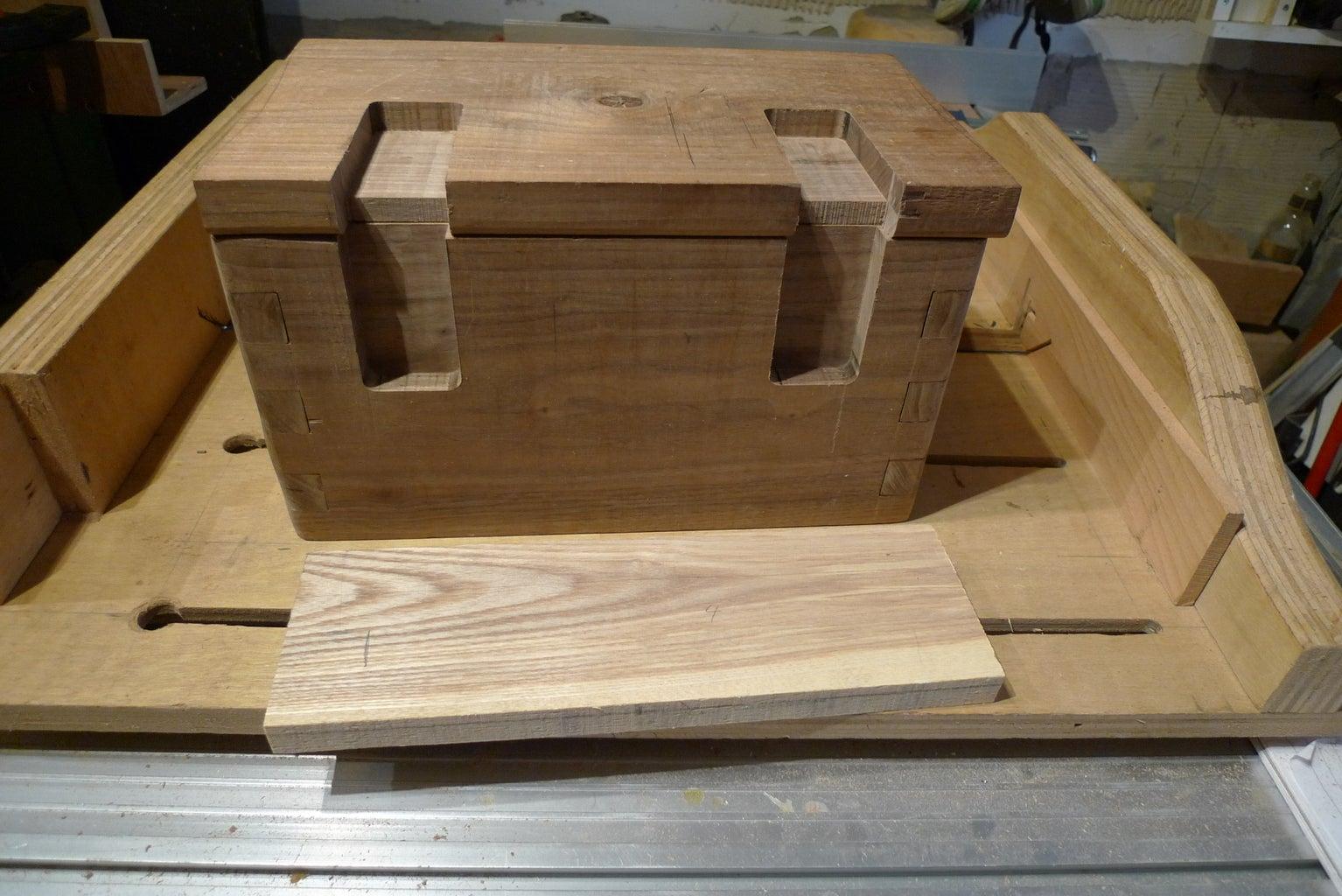 Making Wooden Hinge
