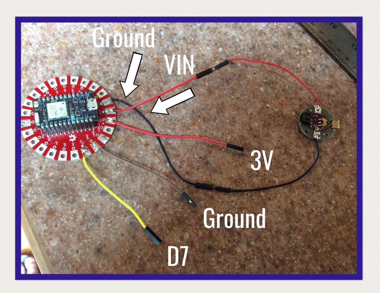 Solder Jumper Wires
