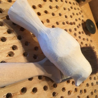 Comfort Birdie to Fly   Easy Wood Carving for Beginners