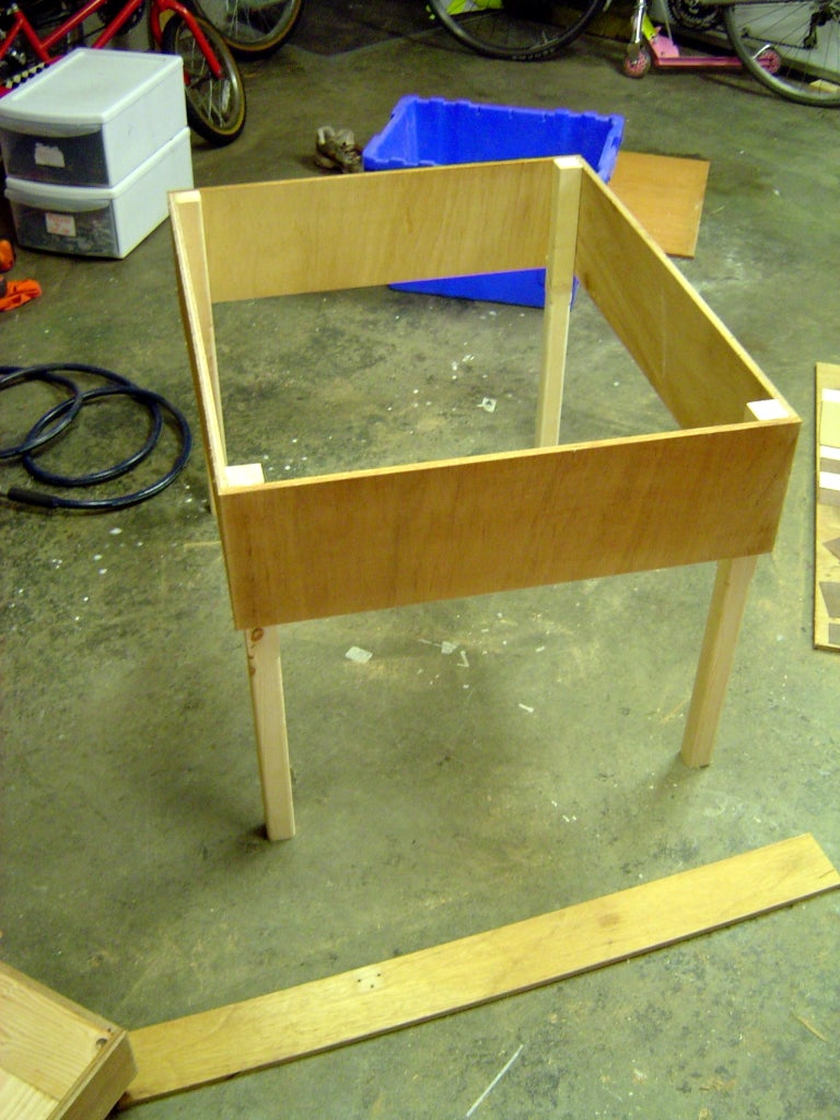 Build Table