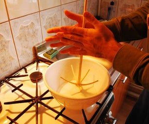 Your Old Christmas Tree = a Kitchen Tool