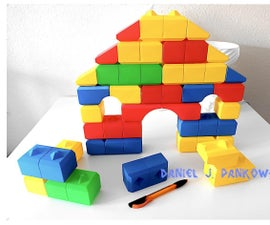 DoDoBloxy - Blocks for Kids. Fast 3D Printing.