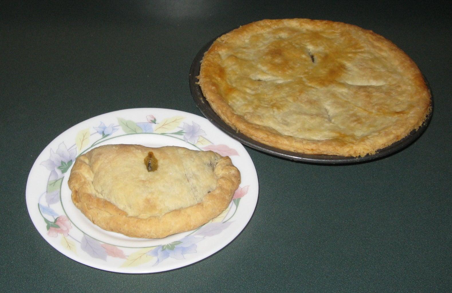 Meat Pies & Cornish Pasties Recipe