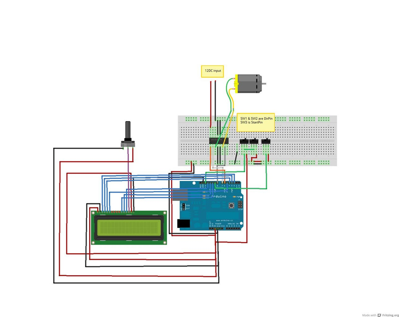 Part 3: Programing and Circuit Design