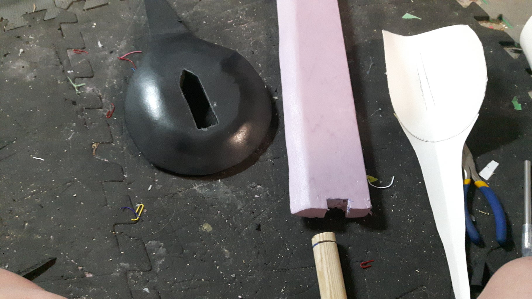 Prep and Paint