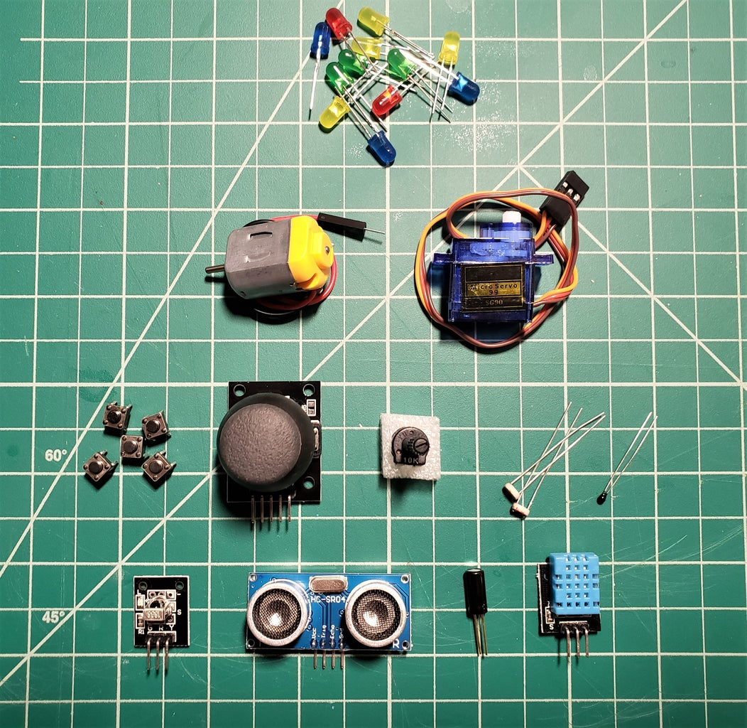 What Kinds of Sensors Can We Use?