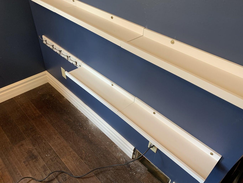 Shelf Installation