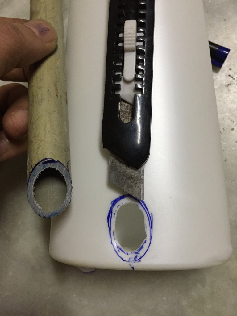 Cut Glue Tape