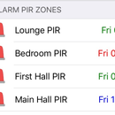 Alarm PIR to WiFi (and Home Automation)