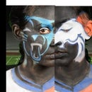 Super Bowl 50 2016 Panthers Vs Broncos Makeup