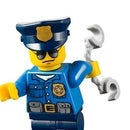 Lego City Police Office Cosplay