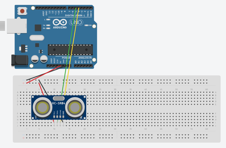 Step 1: Assemble Ultrasonic Sensor