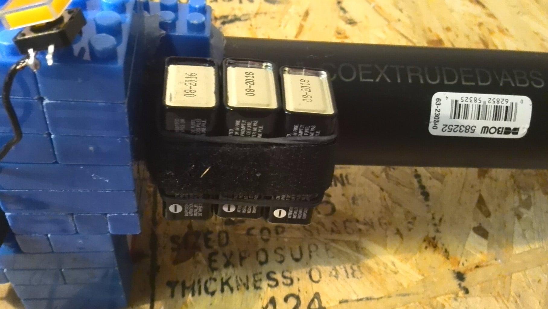 Make Battery Pack