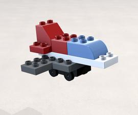 LEGO DUPLO Jet Airplane